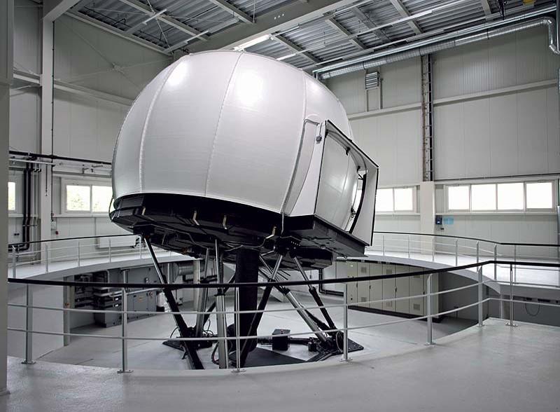Viscon Fahrsimulator Driving Simulator Bmw 02