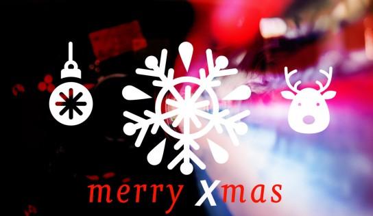 Viscon wünscht frohe Weihnachten!