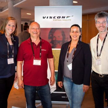 Artdays 2017: Viscon-Team