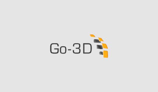 VR Powerwall auf der Go-3D