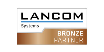 Logo Lancom Bronze-Partner