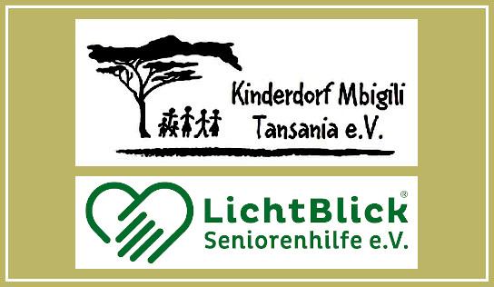 Viscon-Jahresspende 2020 geht an das Kinderdorf Mbigili und an den Lichtblick Seniorenhilfe e. V.